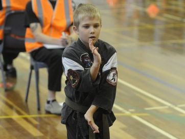 WKA Queensland all style martial arts tournament in Toowoomba