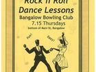 Learn to Rock'n'Roll dance in a few easy lessons. A fun and supportive learning environment. No partner needed.
