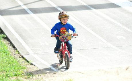 bmx a growing sport Casey fields is now home to some wheelie great new additions – a regional bmx track and sports cycling pavilion.