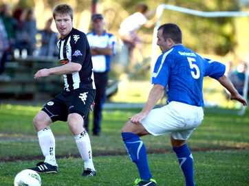 The weekend game: Murwillumbah versus Merrimac.