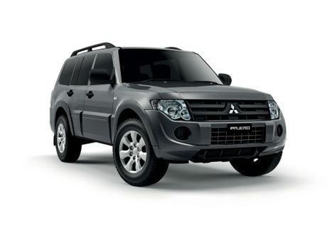 Extra appeal for model year 2014 Mitsubishi Pajero | Ipswich