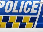 Taupo police are looking for the driver of a ute who crashed into a parked car and shunting it onto a neighbouring property.