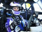 Driver Ash Walsh appears on a roll with a recent V8 Supercar victory and a drive secured in the Bathurst 1000.