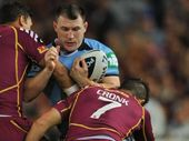 NSW captain Paul Gallen is sure to receive a spirited welcome from the Maroons pack when he takes to Suncorp Stadium next week for Origin 2.