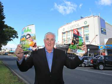 SPREAD THE WORD: Te Puke EDG managing director Mark Boyle is off to China on a trade mission.PHOTO/FILE