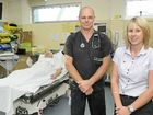 A HIGH number of patients presenting to the Gympie Hospital's busy emergency department at weekends and public holidays are there because of too much booze.