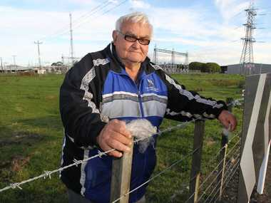 Gordon Paku had rustlers steal six sheep, from paddocks on the corner of Rangitane Rd and Johnstone Way, near Hastings.