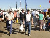 RURAL LATEST: The annual Primex Show in Casino is attended by thousands of people of all ages.
