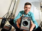 JAYDEN Donnan Rykers doesn't waste time, the 14-year-old is the star of his own photographic exhibition just two years after first picking up a camera.