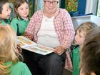 KNOWN affectionately as Grandma Margarete, Margarete Watling volunteers once a week as class Grandma for the Year 2 Mapleton State School students.