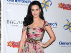 KATY Perry hasn't heard from Russell Brand since he sent her a text message saying he wanted a divorce.