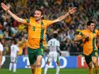 Hours after becoming Australia's latest sporting messiah, Socceroos Josh Kennedy said the reality of his World Cup-qualifying goal had still not sunk in.