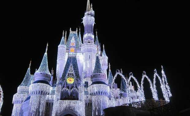 Magic Kingdom, Disney World, Florida.