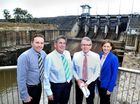 THE State Government has unveiled a plan to turn the Somerset region's network of dams into a natural tourism hub.