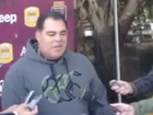 Mal Meninga speaks about incident at bar