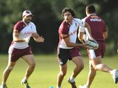 STATE OF ORIGIN: Queensland coach Mal Meninga has backed his star players to raise their game in tonight's do-or-die State of Origin clash at Suncorp Stadium.