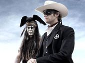 "CRITICS have laid into a $250 million blockbuster remake of '50s TV show The Lone Ranger, calling it ""a scrap heap of train wreckage"" and ""one hot mess""."