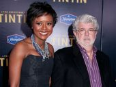 'STAR Wars' filmmaker George Lucas has married Mellody Hobson. Among those on the guest list were movie director Ron Howard and A-list actor Samuel L. Jackson.