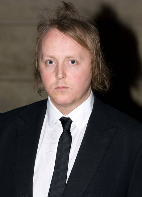 Paul McCartney's son James.