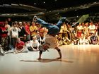 An American b-boy crew heads to France to compete at the Battle of the Year International Championships.