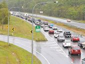 BRUCE Highway upgrades worth $6.7 billion and Galilee coal projects generating more than 10,000 jobs will be likely fast-tracked now the Coalition has won.