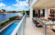 The five bedroom Gold Coast mansion waiting to be won.