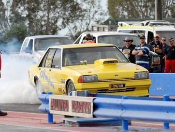 Slamfest was held at Palmyra Dragway in Mackay on the weekend. This is the first time Mackay has held the Slamfest Series with the top Doorslammers from around the nation competing.