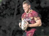 "MAROONS winger Brent Tate says New South Wales must overcome the ""huge blow"" of losing skipper Paul Gallen if they are to end their State of Origin misery."