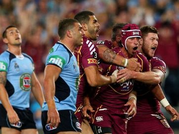 Some of the highlights of the State of Origin III decider in Sydney. Images: Getty