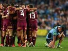 2013 State of Origin decider highlights.