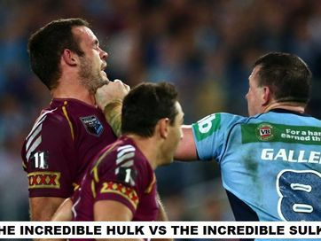 Here are the best memes created by our Facebook page likers for our State of Origin meme-off.