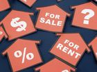 LANDLORDS in the Central Highlands are being forced to offer incentives like plasma TVs and weeks of free rent to secure tenants for their properties.