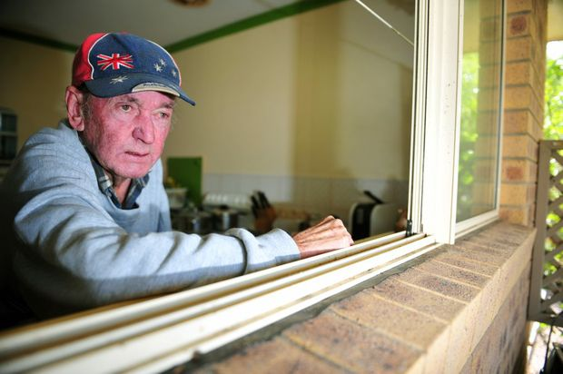 SPOOKY TALES: Moore Park Beach resident claims to have seen some strange things around his home. Photo: Max Fleet / NewsMail