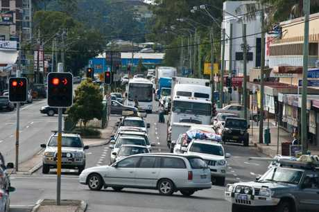 Motorists are urged to proceed with caution through the city centre due to vehicle movements around the Coffs Harbour Showground during the Coffs Coast Country Music Muster.