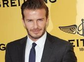 David Beckham used to enjoy going to friend Tom Cruise's house for movie nights.
