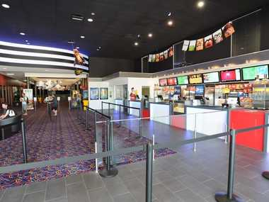 Big Screen Cinemas, Hervey Bay.