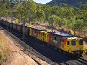 THE Queensland Government has sold 74.3 million shares in rail freight company Aurizon, taking its overall ownership to less than 5%.
