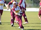 INJURED batsman Usman Khawaja says Queensland is still a big chance of making its second straight Sheffield Shield final.