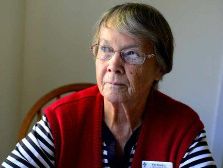 Rockhampton Sister of Mercy Pat Wood