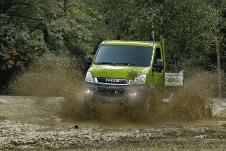 The Daily 4x4 purpose built off-road, light commercial truck. Photo Contributed