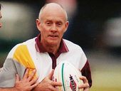 PETER Dale was a passionate man. Among these passions was a love of running, rugby league, touch football and pigeon racing. He excelled at all.