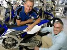 MOTORCYCLE enthusiasts have the rare chance tomorrow to test ride the latest offering from Yamaha at the Toowoomba Motor Cycle Club's Manufacturers Open Day.