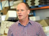 PREMIER Campbell Newman will have a tight schedule when he jets into Gladstone for the state's ninth community cabinet.