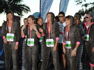Sunshine Coast Marathon Onesie Run