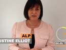 Richmond candidate Justine Elliot