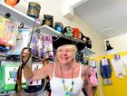 Ren Roby from Bling Bling costume hire shop has expanded her Yeppoon store with a branch in Rockhampton. Photo Sharyn O'Neill / The Morning Bulletin