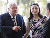 CLIVE Palmer has called on the ghosts of Anzac and Chairman Mao to rally Australian MPs against their 'deafness' to the plight of everyday Australians.