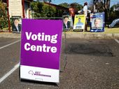 THE first votes for the four new de-amalgamating councils have been cast with pre-polling booths opening in Noosa.