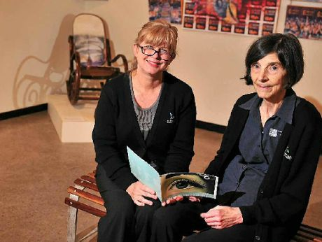 REACHING OUT: Gladstone Art Gallery cultural projects officer Dianna Paddick and Museum director Pamela Whitlock are hoping to offer a specialised guided tour for people who have dementia.