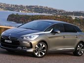 CONSERVATISM has been cast aside by the Citroen DS5.